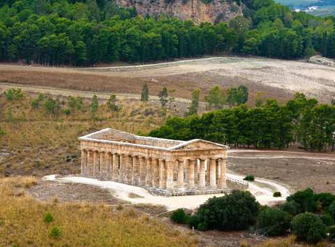 One of the best ancient Greek temples in the world