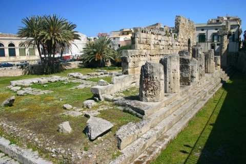 One of the best places for ancient art in Sicily