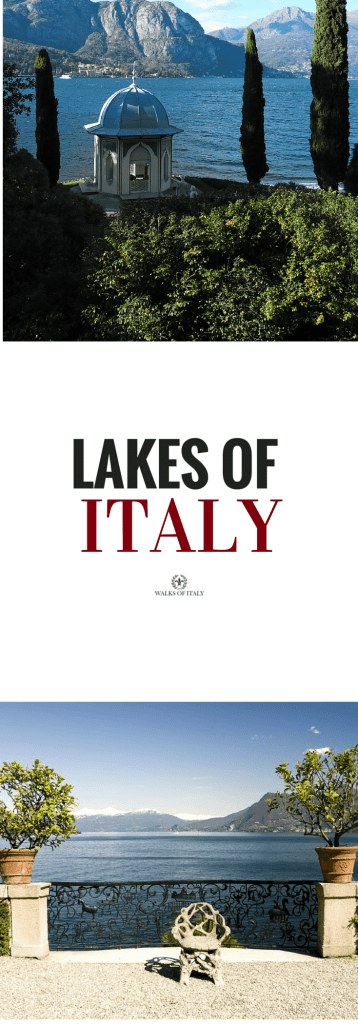The lakes of Italy are some of the most stunning in the world. Check out our list of Italy's most beautiful lakes.