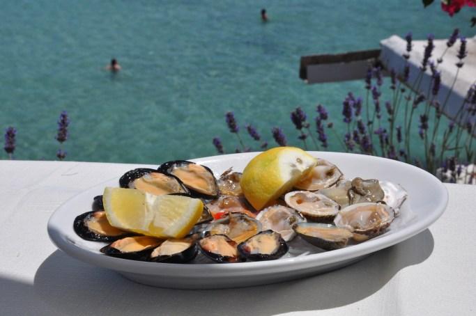 Sustainable shellfish in the Mediterranean