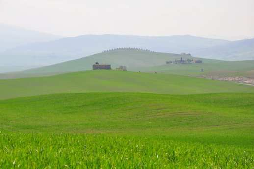 Orcia Valley Tuscany