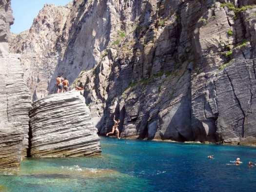 The beautiful Aeolian islands!