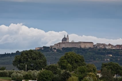 Le Marche, Italy - Loreto