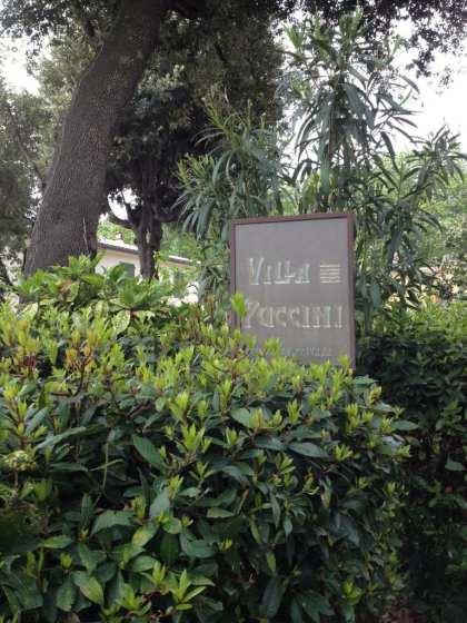 Villa Puccini, Torre del Lago, Versilia, Tuscany