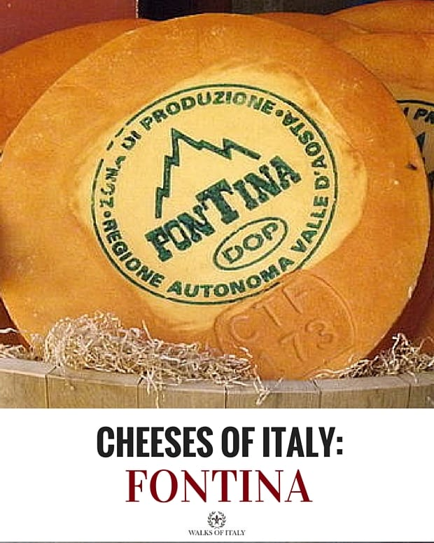 Fontina is one of Italy's most iconic cheeses. Find out which other cheeses our among our favorites!