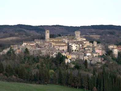 Best towns in Tuscany and central Italy