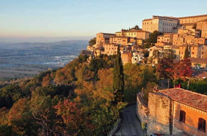The Best Small Towns In Central Italy In Pictures