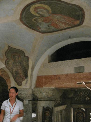 Saint Mark's Crypt