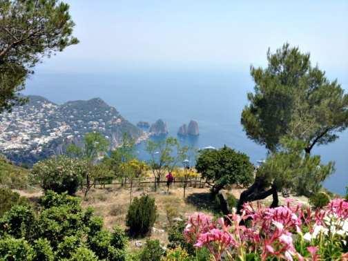 Capri town vs Anacapri