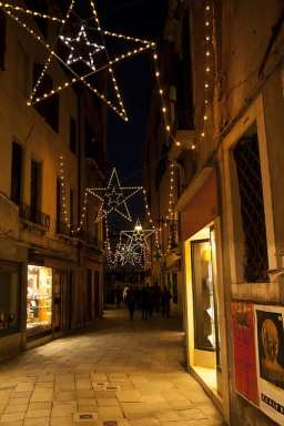 Venice at Christmas