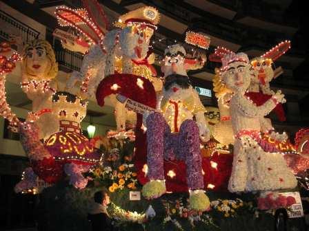 Carnival in Italy