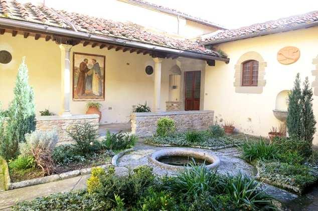 Monastery in Fiesole