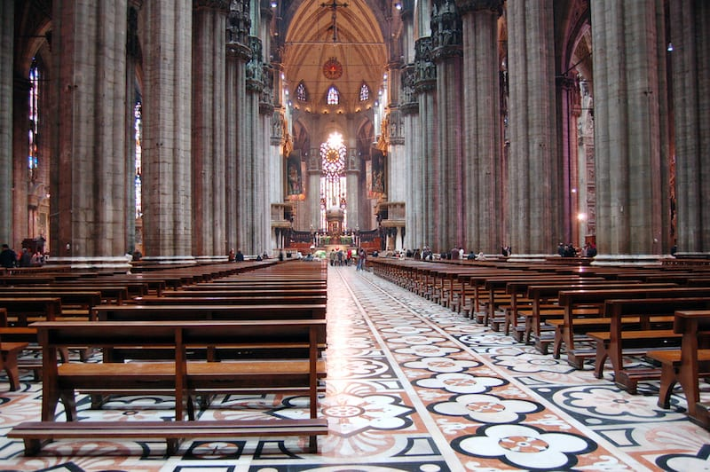 6 Amazing Facts About Milans Duomo  Walks of Italy Blog