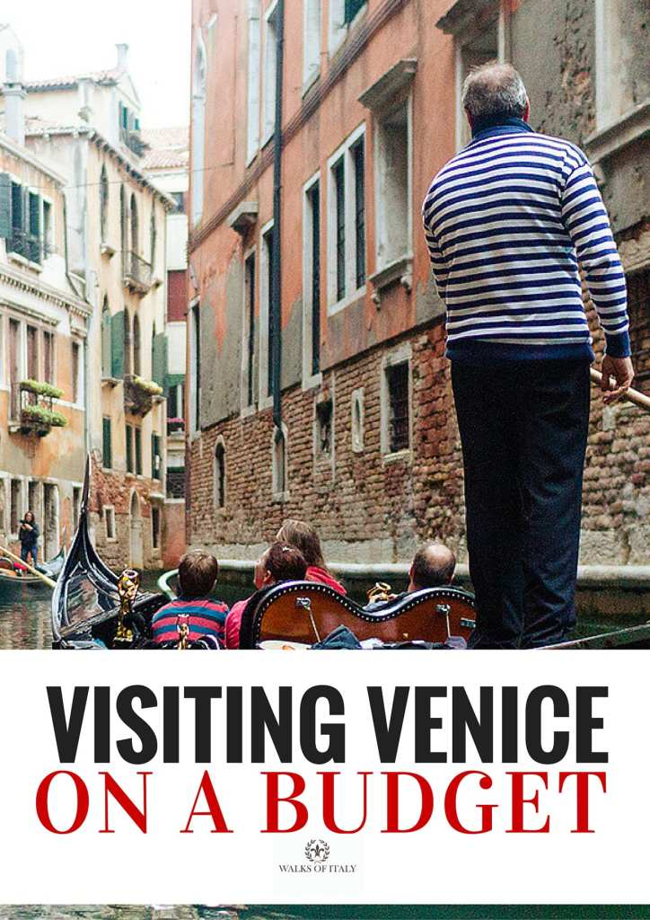 A Venetian gondoliere can be expensive. Learn the secrets of visiting Venice without getting ripped off at the Walks of Italy blog.
