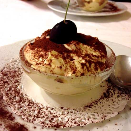 I tiramisu an italian cake, or is it more like a pudding? Either way its Delicious!