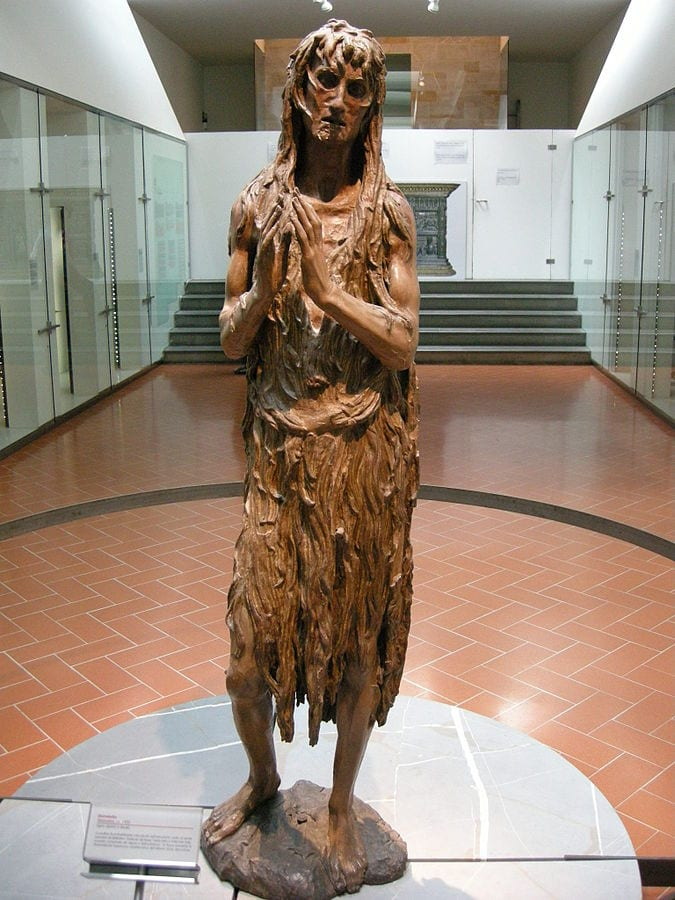Long considered a peerless study in anatomy, Donatello's Penitent Magdalen never fails to both disquiet and impress.