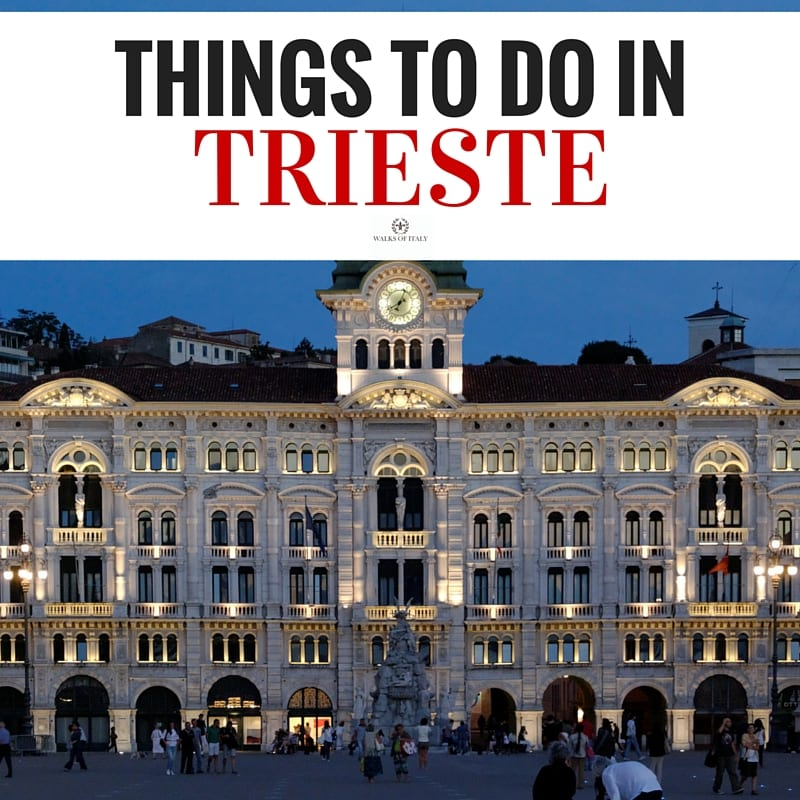 The Piazza Unità d'Italia in Trieste is the heart of a spellbinding city. Find out what to see in and do in this often-overlooked Italian gem. | Photo by Davide Oliva https://www.flickr.com/photos/davideoliva/4956772226/in/photolist-8y1KG7-Guw4KQ-e3c7xN-FHmJv6-dsu37c-GB43Ye-f2Yrfv-eeEBGv-dstZLz-eibWYa-gaxhJQ-Guw4tC-dJxf2x-dKtJtm-FJPrmC-e9ZLg6-6HJEjM-avpKWM-4TDgR3-dZsz6r-dZowyo-xef77U-EQmdBd-GvfU1x-GB43Cz-DMZRLo-dfiVTA-cVEX7C-ej9Wym-Bfo8n-9JbNWy-dT5ogq-dTBBvB-Bfo8L-e6pRPj-dC2DY4-dC3rf4-bBZgrN-AGSKXo-FN1m4o-9mNspZ-Bu2ejW-7NC3gE-dskpTq-dfiZbs-GRJq5a-e4FSM5-Bfo8y-caq6NJ-dwGLoc