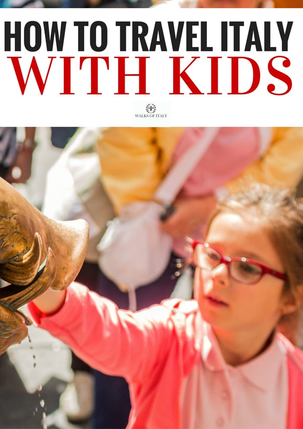 Visiting Italy with kids is one of the best family trips in the world. Find out how to do it right on the Walks of Italy blog.