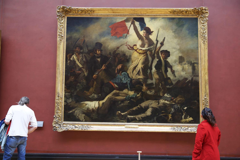 Art Gallery Paintings Paris