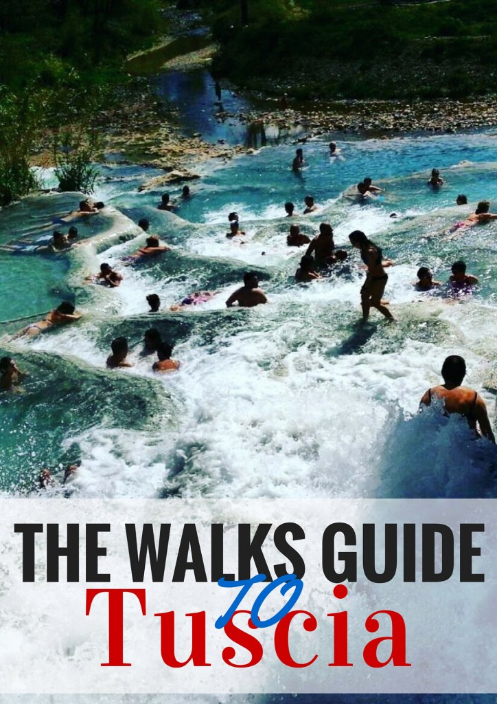The Walks Guide to Tuscia - what to see, where to stay, and what to eat in Central Italy's hidden historical region.