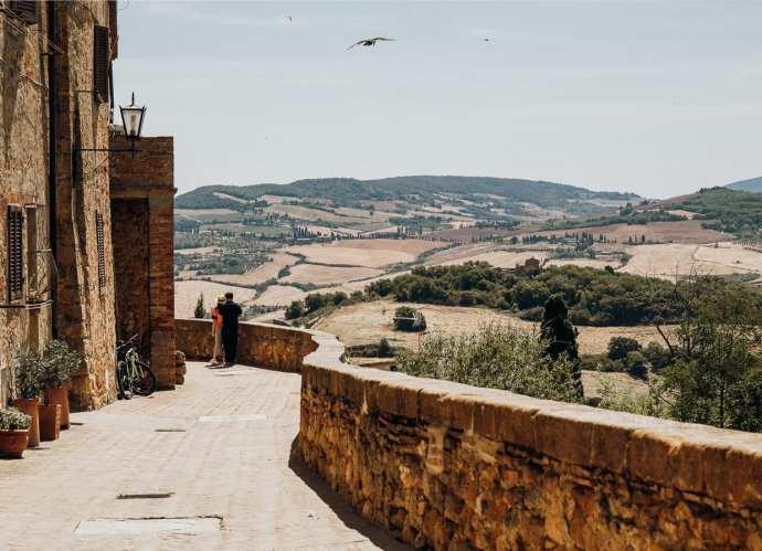 Best Tuscany sites