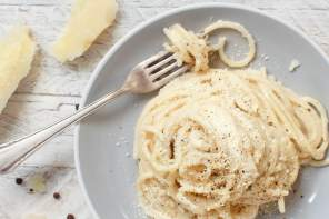 Say Cheese! How to Make Authentic Cacio e Pepe Pasta
