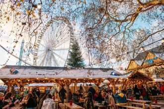 Winter Wonderland, London