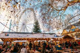 Winter Wonderland, London