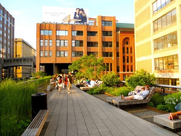 High Line York' Park In Sky - Walks Of York