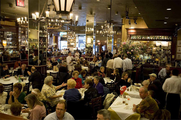 delicious dining at chaotic carmine s photo carmine s