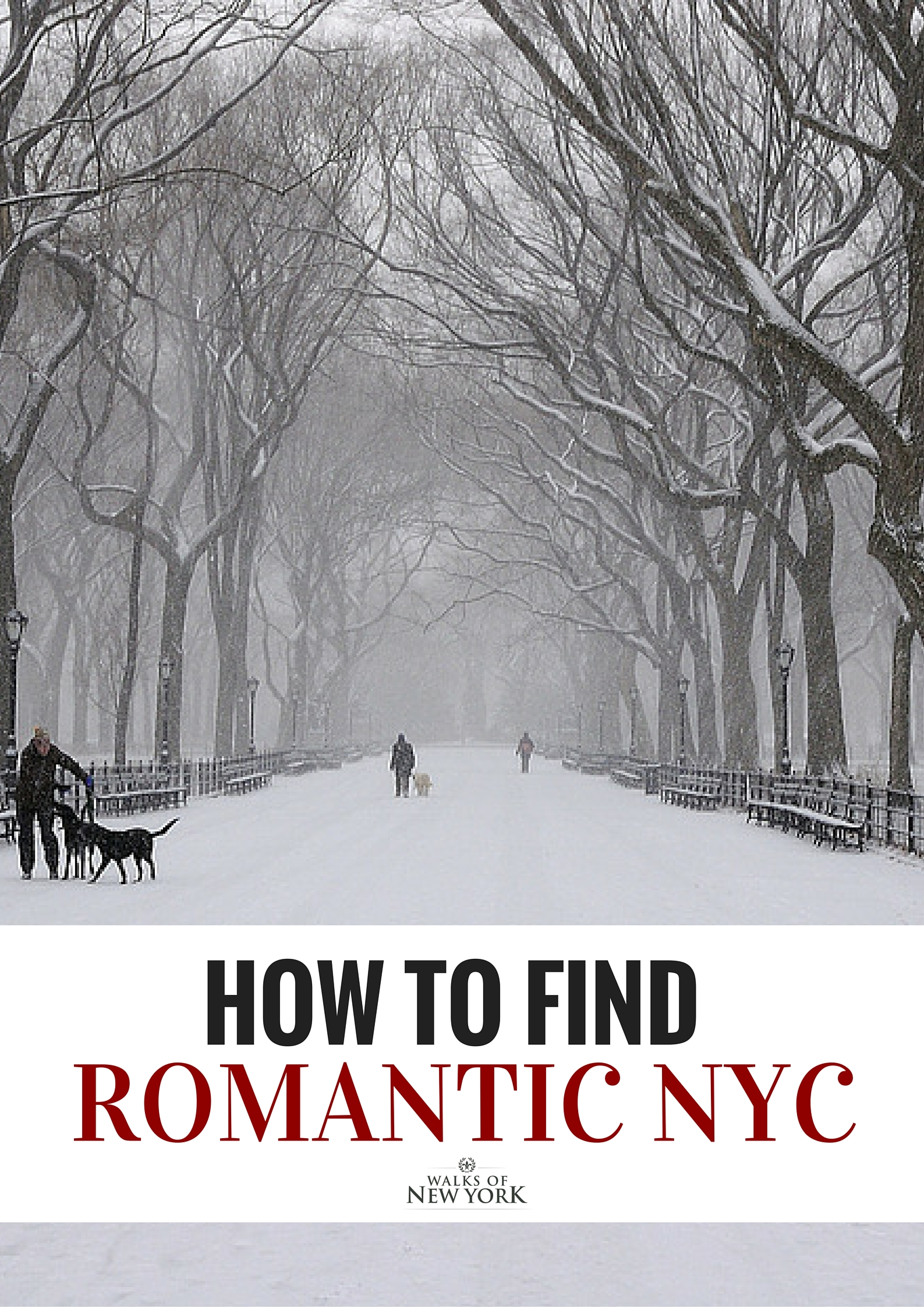 The most romantic things to do in new york winter edition for Things to do in new york in one day