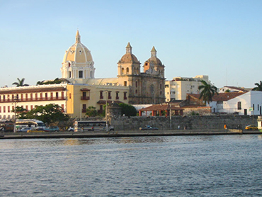 Visiting Cartagena during our winter holidays and workshop for foodies and artists