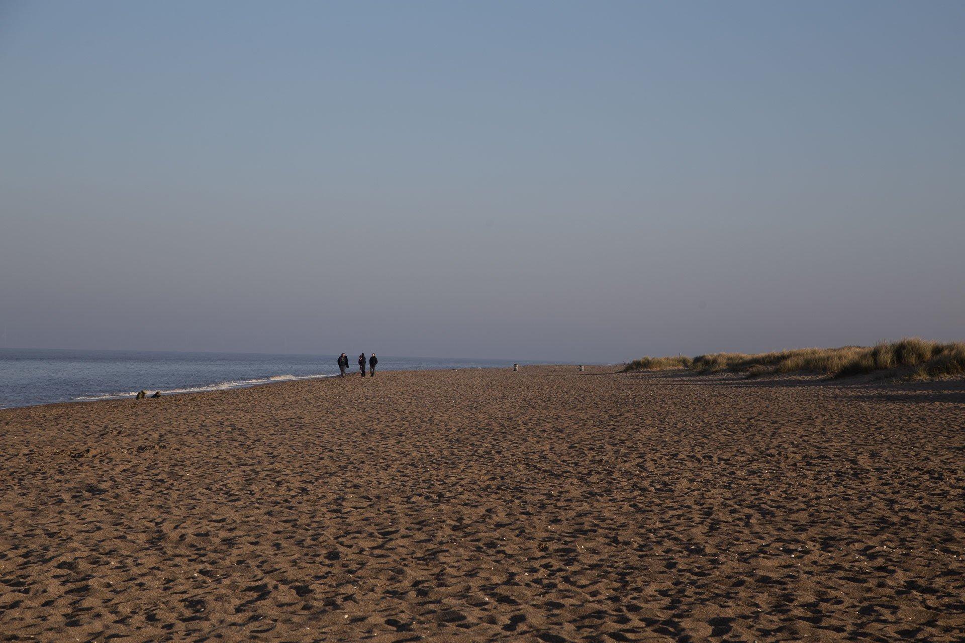 Anderby Creek Beach