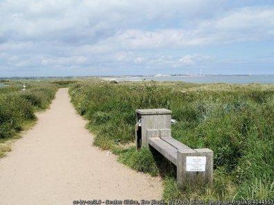 Seaton Sluice, Eve Black Coastal Walkway