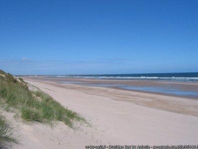 Druridge Bay Druridge Bay - sand, sea and dunes.