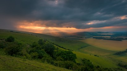 Best Hill Walks in the South Downs National Park