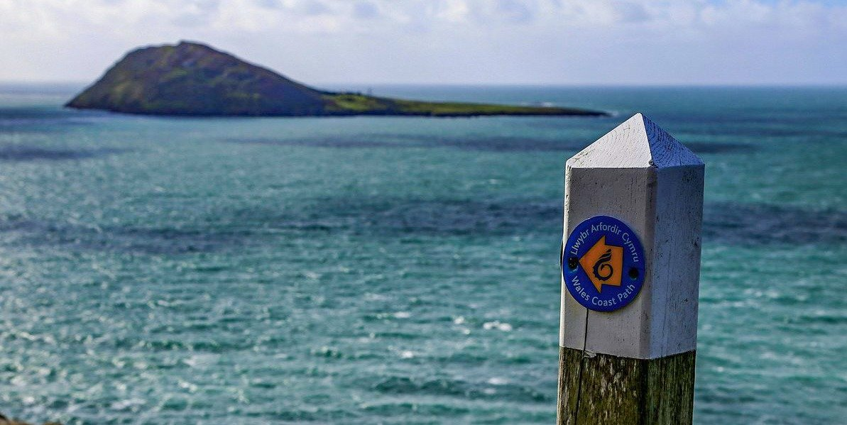 Wales Coast Path Website Free Maps