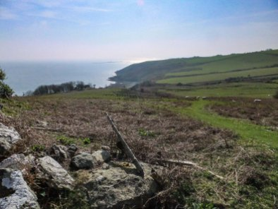 Walk the Wales Coast Path - Anglesey Coast Path - Red Wharf Bay to Amlwch Port