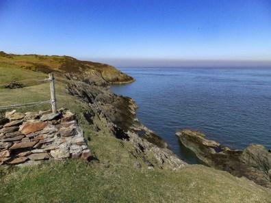 Walk the Wales Coast Path Amlwch Port to Cemaes