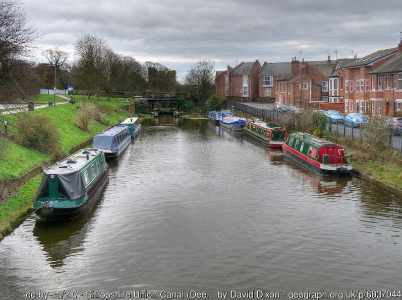 Shropshire Union Canal (Dee Branch)