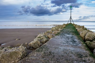 Walk the Wales Coast Path North Wales - Prestatyn to Colwyn Bay