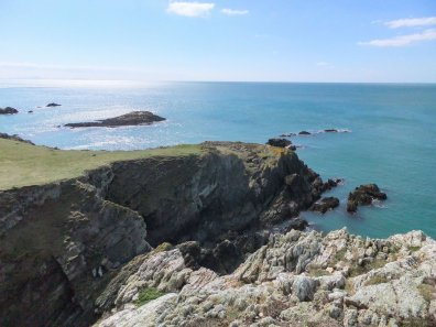 Walk the Wales Coast Path Trearddur Bay to Rhosneigr