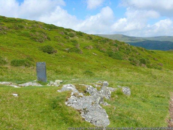 Carn March Arthur Stone of Arthur's Horse