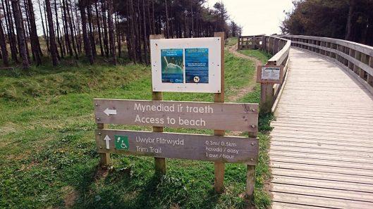 Wales Coast Path Circular Walk - Ynys Llanddwyn