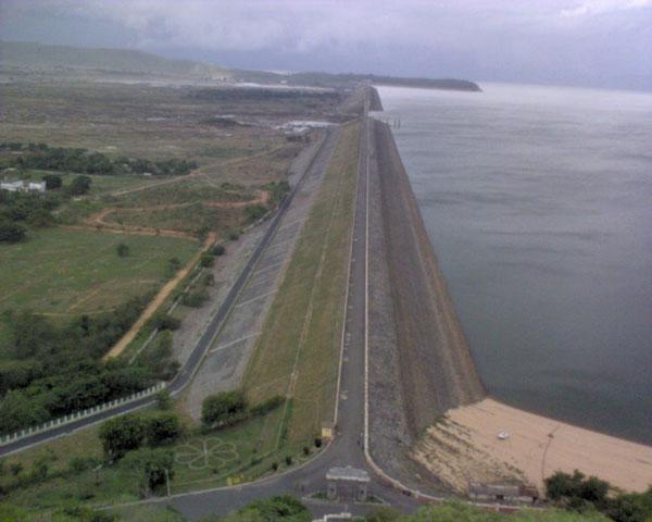 Hirakud-Dam