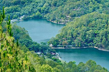 Sattal Lake-Bhimtal
