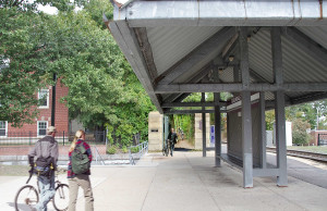 Rozzie Gateway Path Entrance (image courtesy Halvorson Design Partnership, Inc.)