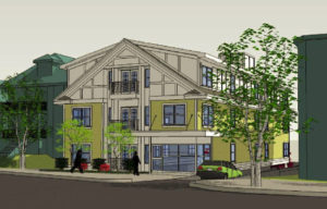 Revised 874-878 South Street Rendering