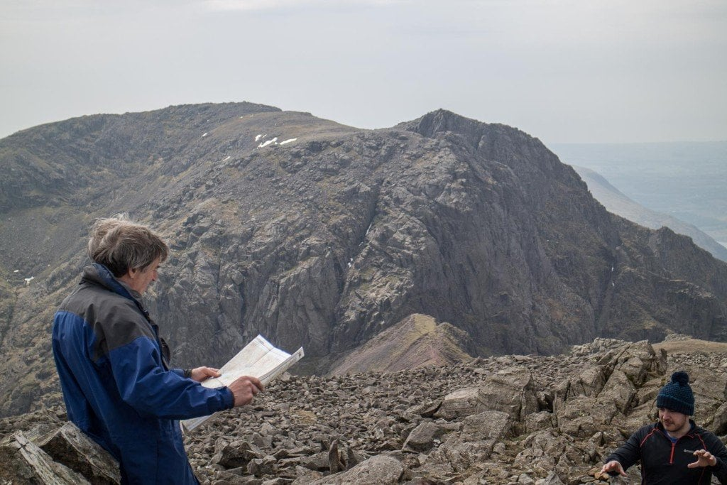 Scafell Pike via Scafell - The Walker's Route