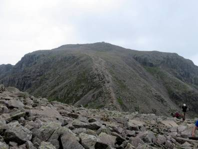Walk up Scafell Pike from Great Langdale